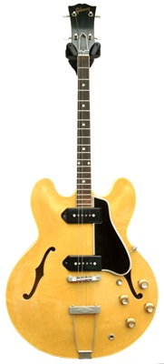 Dating a gibson es 125 by serial number